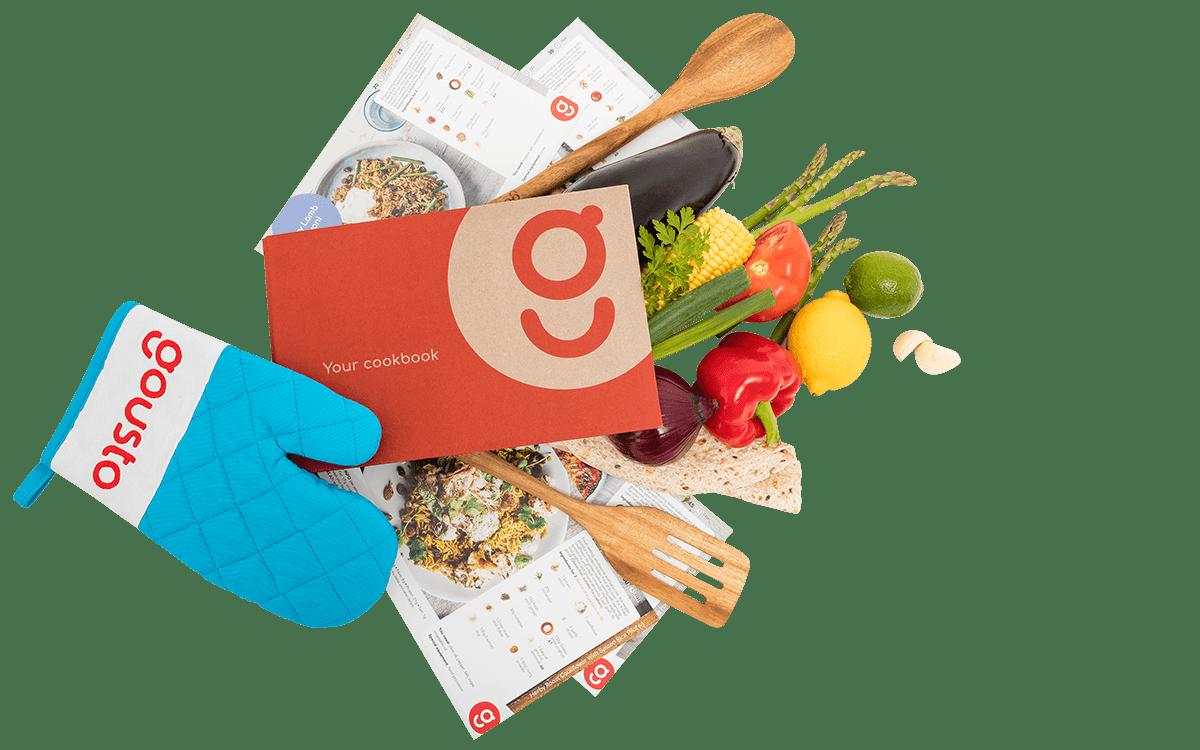 Gousto-Branding