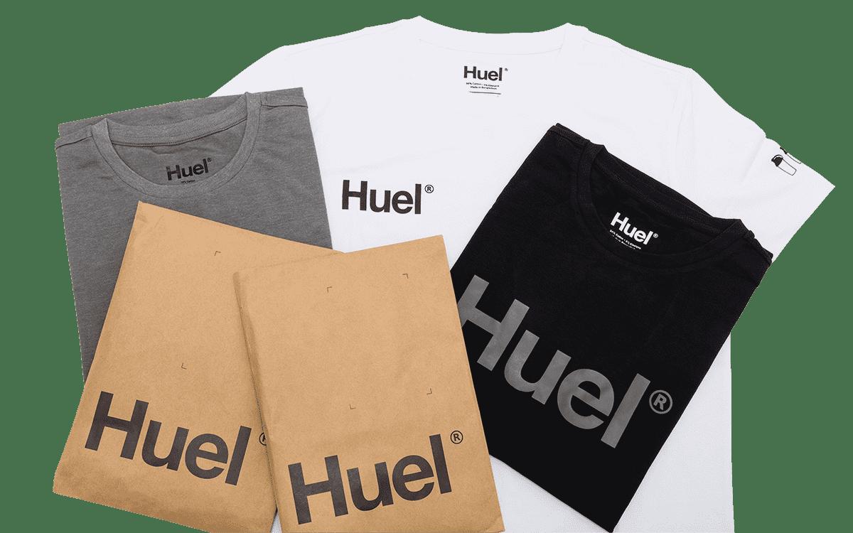 Huel-Branding